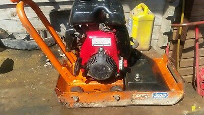 Belle Minipac 300 Mpc01 Compactor Wacker Plate Light Domestic Use Only