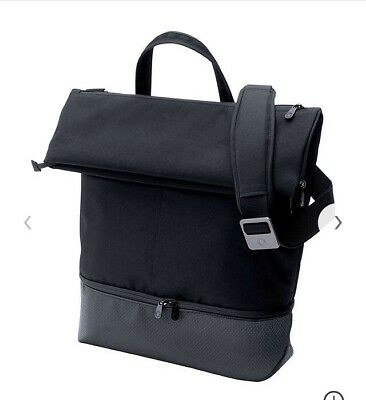 Bugaboo Baby Changing Bag - Black with Thermal Pocket
