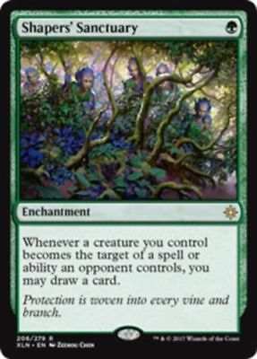 1x SHAPERS' SANCTUARY - Rare - Ixalan - MTG - NM - Magic the Gathering