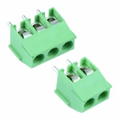 2 or 3 Way 3.5mm PCB Terminal Block Connector 10A