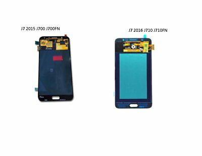 Full LCD display Touch Screen Assembly For Samsung Galaxy J7