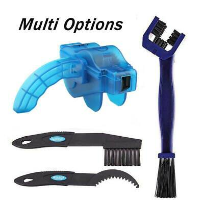 MTB Bike Bicycle Cycling Chain Wheel Wash Cleaner Tool Brushes Scrubber Set Kit