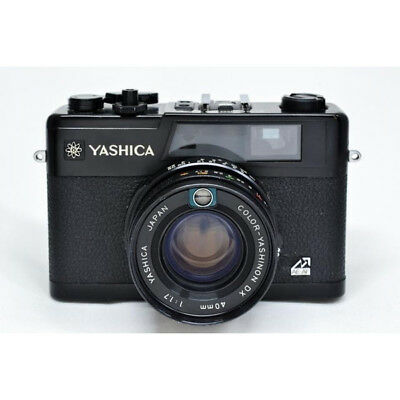 **Near Mint** YASHICA ELECTRO 35 GX compact film camera From Japan #AB117