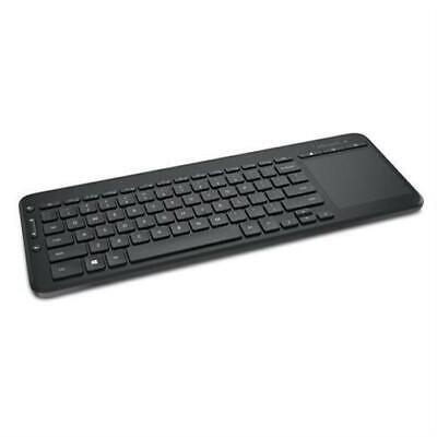 Microsoft All in One Media Keyboard kabellos Funk Tastatur Touchpad SmartTV