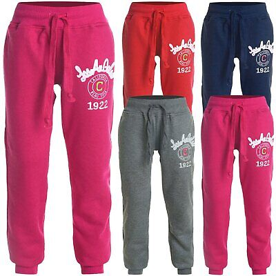 Mädchen Hose Jogging Sport Shorts Kinder Freizeit Trainings Hosen Winter 21506