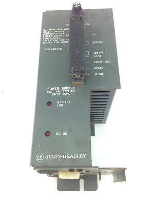 ALLEN BRADLEY	1771-PA SerB	Power Supply