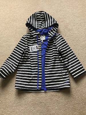 New Joules Skipper Waterproof Raincoat Size 5 Years with Tags
