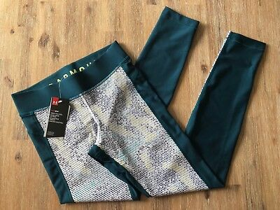 Under Armour Leggings Thight Damen grün NEU Gr. M NP 55€ NEU