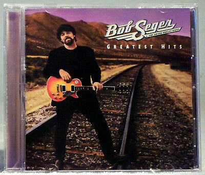 Greatest Hits by Bob Seger & the Silver Bullet Band (CD, Oct-1994, Capitol)