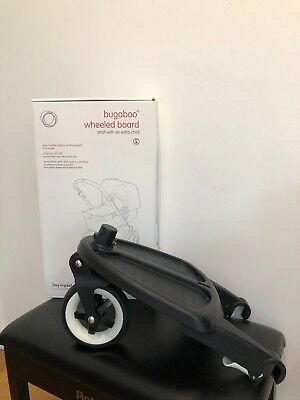 Bugaboo wheeled buggy board In Great Condition