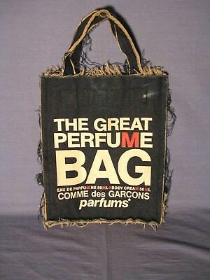 THE GREAT PERFUME BAG, COMME des GARCONS parfums* 80/90 er Jahre