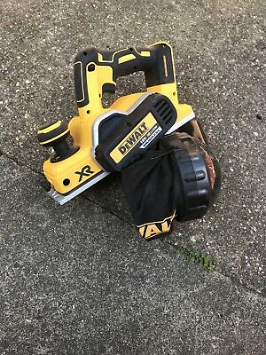 Dewalt Dcp580 N 18V Xr Brushless Planer Body