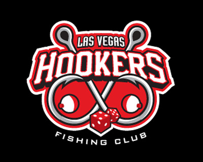 Las Vegas Hookers Fishing Club Mens Humorous Novelty Polo XS-6XL, LT-4XLT New