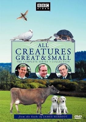All Creatures Great & Small - The Complete Series 3 Collection DVD  Like New