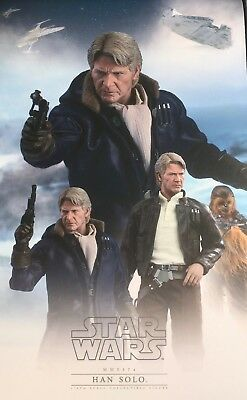 HOT TOYS Han Solo Star Wars