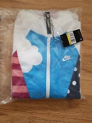 73dd7bfd84 NIKE X PARRA   'Half Zip Warm Up Tracksuit'   SMALL - £240.00 ...