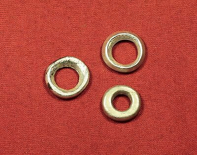 Lot of 3 Ancient Celtic Silver Ring Money