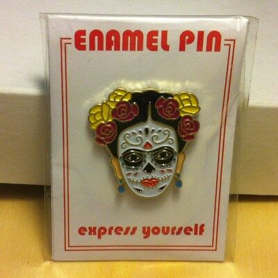 Skull Candy (Day of the Dead) Enamel Pin