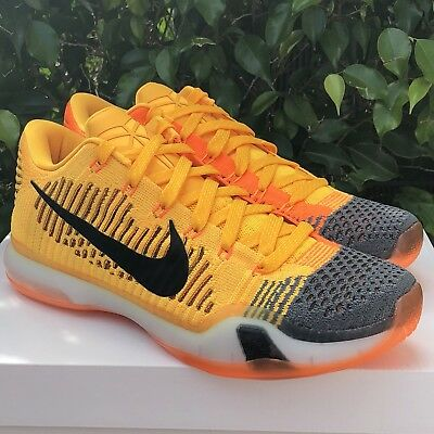 240517af8539 ... nike kobe x elite low chester cheetah total orange laser 747212 818  multi