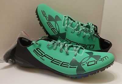 52d0e8cfd NEW UNDER Armour Speedform Sprint Pro Track Shoes Size 11 - $44.99 ...