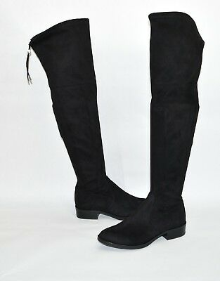 f9d36c9228a8be NEW! SAM EDELMAN Paloma Over the Knee Boot Black Suede Size 9 ...