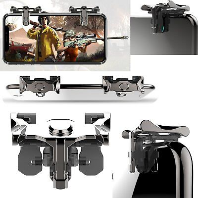 Mobile Phone Gaming Trigger Fire Button Handle für L1R1 Shooter Controller PUBG