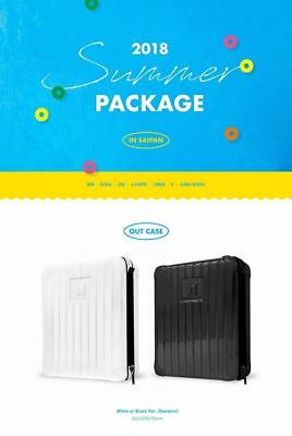 BTS - SUMMER PACKAGE In Saipan 2018 VOL.4 Safe Packaging,Standard Sh,Tracking Nu