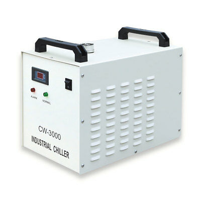 S&A CW-3000DG Thermolysis Industrial Water Chiller AC110V for Laser Engraver