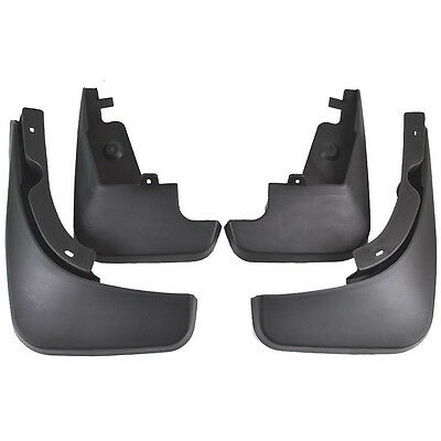 Genuine XUKEY Mud Flaps For Audi Q5 2009- 15 Front Rear Splash Guards Mudguards