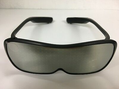 CHEMION1 (CHM-1000) Bluetooth LED Glasses -Display Messages, Animation, Drawings