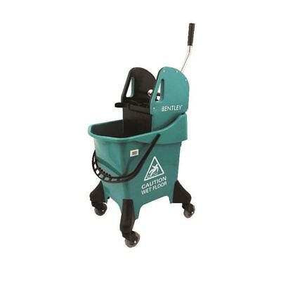 Hygineer Ergonomic Heavy Duty Mop Bucket Green 31 Litre HRMB31/G [CX06294]