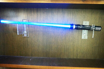 Best WALL MOUNT Rack Stand for Disney Parks Exclusive Star Wars Rey Lightsaber