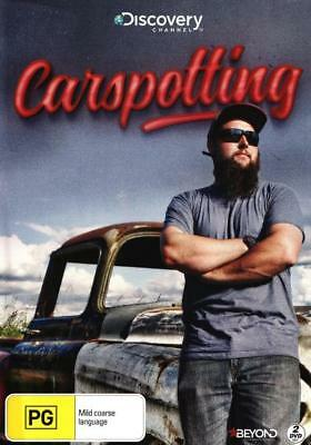 Carspotting (Discovery Channel)  - DVD - NEW Region 4
