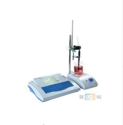 ZD-2 New Digital LCD Automatic Potential Titrator pH/Mv Meter Tester a