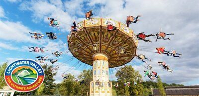 Lightwater Valley Cheap Discount Code SAVE £6 Per Ticket MAKES ENTRY JUST £18