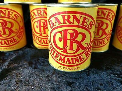 CASTLEMAINE ROCK 1 Gift-Boxed 250g tin *FREE POSTAGE Australia-Wide