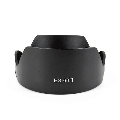Flower Petal Bayonet Lens Hood Replace  ES-68 II for Canon EF 50mm f/1.8 STM
