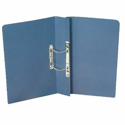 Guildhall Blue Foolscap Heavyweight Spiral File (Pack of 25)  [GH23040]