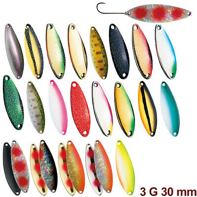 Smith Heaven 3.0 g trout spoon various color