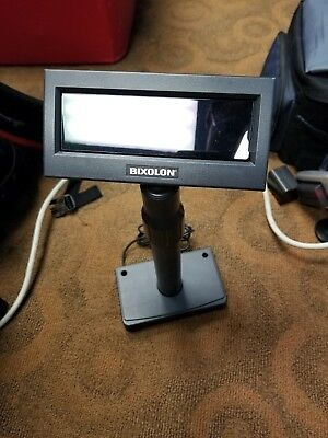 Bixolon Bcd-1000 Pole Display x 2
