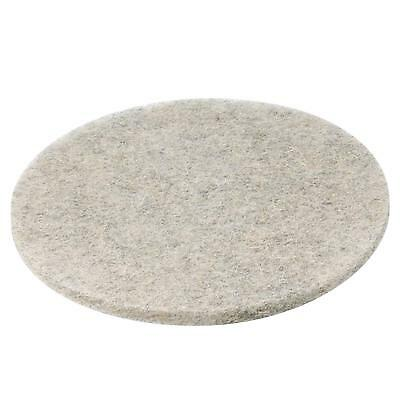 """Boardwalk 4020NHE Natural Hair Extra High-Speed Floor Pads, Natural, 20"""" Case of"""