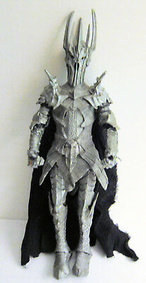 """Sauron LOTR The Lord Of The Rings - 11"""" - Lights up Talks"""