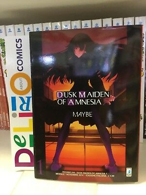 DUSK MAIDEN OF AMNESIA N.1 Ed.STAR COMICS SCONTO 10%