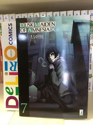 DUSK MAIDEN OF AMNESIA N.7 Ed.STAR COMICS SCONTO 10%