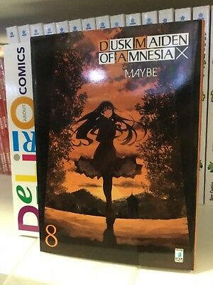 DUSK MAIDEN OF AMNESIA N.8 Ed.STAR COMICS SCONTO 10%