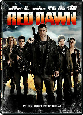 Red Dawn [DVD] New and Factory Sealed!!