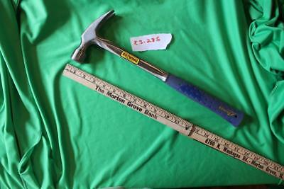 """Estwing 28 Oz. 16"""" Claw Framing Ripping Hammer E3-28S Brand New"""