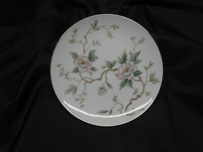 """Noritake Chatham Bread & Butter Plate 6 3/8"""" Pink Floral # 5502"""