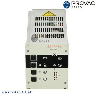 Pfeiffer TCP-015  Controller, Rebuilt By Provac Sales, Inc.