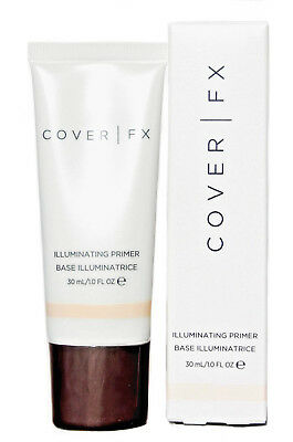 Cover FX Illuminating Primer Base Foundation Makeup 1oz./30ml Full Size